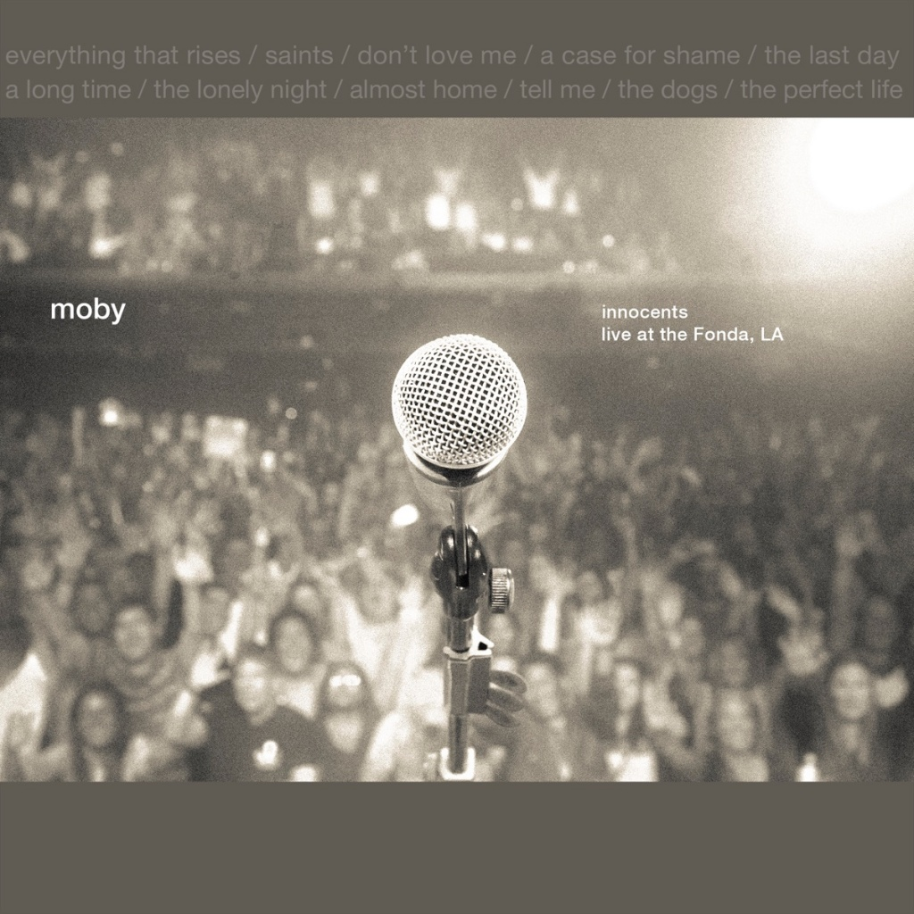 Live Albums — Discography — Moby