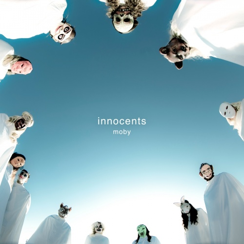 Moby Innocents cover