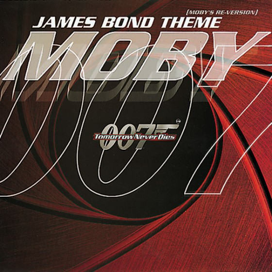 James Bond Theme (Moby's Re-Version) — Discography — Moby
