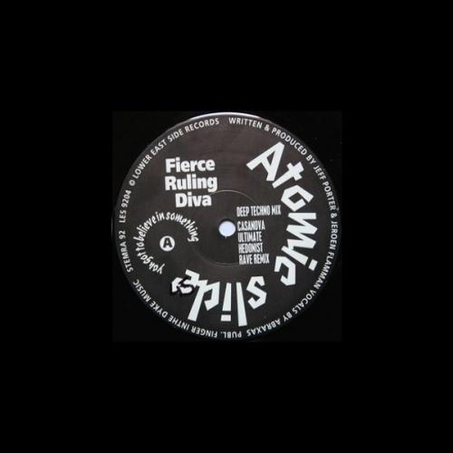 Fierce Ruling Diva – Atomic Slide