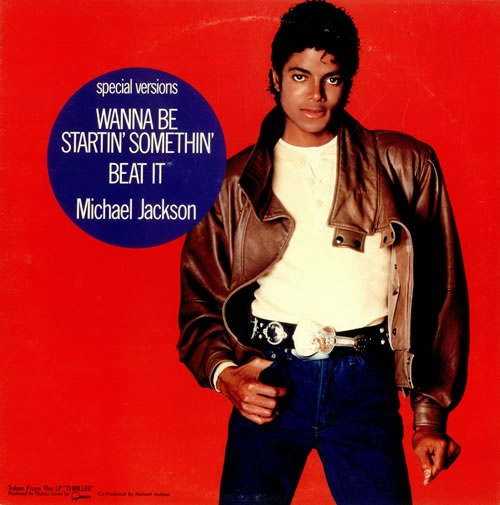 Michael Jackson ‎– Beat It