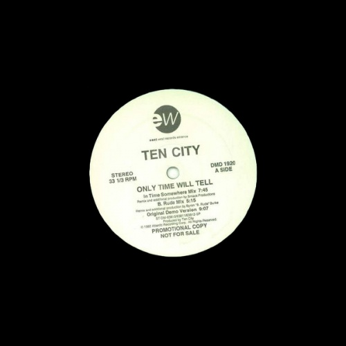 Ten City ‎- Only Time Will Tell