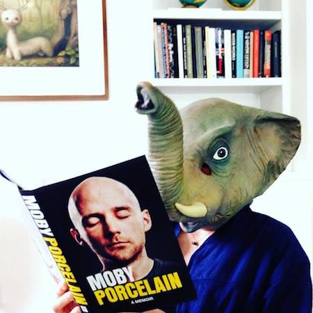 Porcelain: A Memoir by Moby