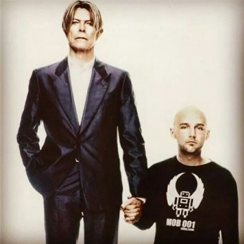 David Bowie & Moby