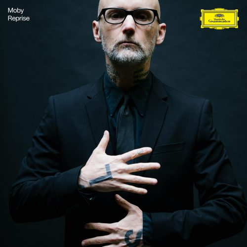 Moby - Reprise artwork