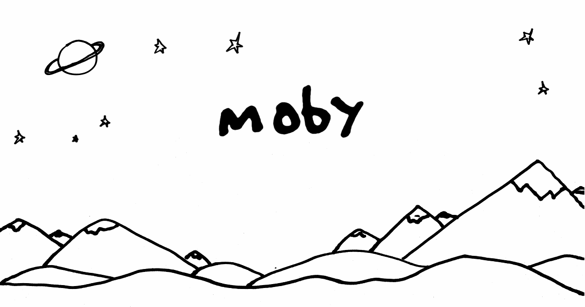 Long Ambients 1 & 2 by Moby